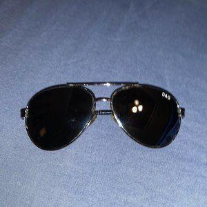 D&G Dolce & Gabbana men's sunglasses mirrored